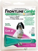 FRONTLINE COMBO Spot-On L 20-40kg - Preparat na kleszcze u psów dużych ras - HURTOWNIA ZOOLOGICZNA Warszawa