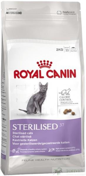 royal canin sterilised karma dla kot w wysterylizowanych. Black Bedroom Furniture Sets. Home Design Ideas