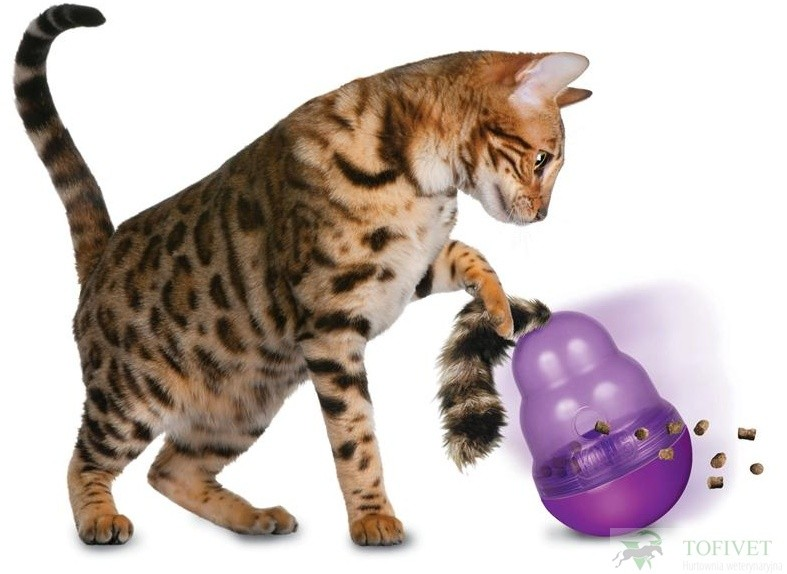 Zabawka dla kota KONG Wobbler