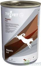 TROVET HLD HEPATIC Dog 400g