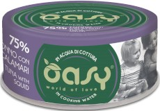 OASY More Love Kot Tuna Squid Tuńczyk Kalmar 70g
