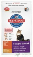 HILLS SP Feline Adult Sensitive Stomach  Chicken 400g Tanio Detal Hurt Warszawa