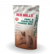 Red Mills Foal & Yearling Cooked Mix  20 kg