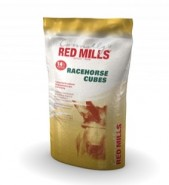 Red Mills Racehorse Cubes 25 kg.