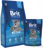 BRIT Cat Kitten Chicken 300g