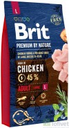 BRIT Premium by Nature Adult Large 8kg NOWA FORMUŁA!
