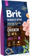 BRIT Premium by Nature Adult Small 8kg NOWA FORMUŁA!