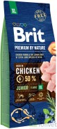 BRIT Premium by Nature Junior XL 15kg NOWA FORMUŁA!