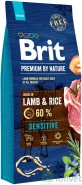 BRIT Premium by Nature Lamb Sensitive 15kg NOWA FORMUŁA!