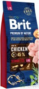BRIT Premium by Nature Senior L +XL 15kg NOWA FORMUŁA!