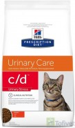 HILL'S PD Feline c/d Urinary Stress 400g OKAZJA