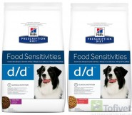 HILL'S PD Canine d/d Duck & Rice 2kg OKAZJA