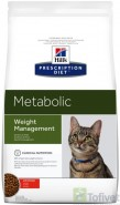 HILL'S PD Feline Metabolic 4kg