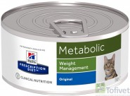 HILL'S PD Feline Metabolic 156g