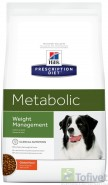 HILL'S PD Canine Metabolic 4kg