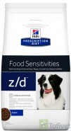 HILL'S PD Canine z/d 3kg