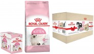 Royal Canin KOCI DOMEK KITTEN 0,4 KG + 4X85G