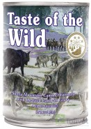 TASTE OF THE WILD Sierra Mountain 390g