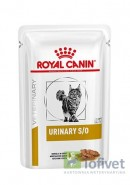ROYAL CANIN VET URINARY S/O Feline 85g