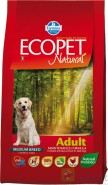FARMINA ECOPET Natural Adult Medium 2,5kg
