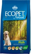FARMINA ECOPET Natural Fish Medium 2,5kg