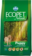 FARMINA ECOPET Natural Puppy Medium 2,5kg