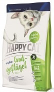 HAPPY CAT Sensitive ADULT Land-Geflugel 300g Drób