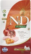 FARMINA N&D PUMPKIN Chicken Pomegranate Adult Mini 800g