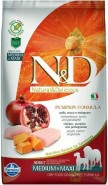 FARMINA N&D PUMPKIN Chicken Pomegranate Adult Medium & Maxi 2,5kg