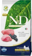 FARMINA N&D PRIME Lamb Blueberry Adult Mini 800g