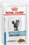 ROYAL CANIN VET SENSITIVITY Control Feline Chicken & Rice 85g