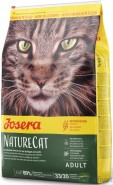 JOSERA Cat NATURECAT Adult BEZ ZBÓŻ Łosoś 400g