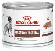 ROYAL CANIN VET GASTRO INTESTINAL LOW FAT Canine 200g