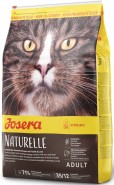 JOSERA Cat NATURELLE Adult Sterilised Pstrąg 400g