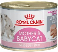 ROYAL CANIN BABYCAT Instinctive Ultra Soft Mousse 195g