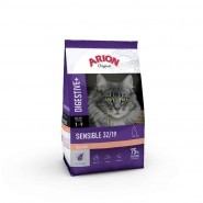 Arion Original Cat SENSIBLE DIGESTIVE 32/19 7,5kg