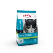 Arion Original Cat STERILISED CHICKEN Weight Control 33/12 7,5kg