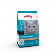 Arion Original Cat STERILISED SALMON Weight Control 33/12 300g