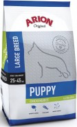 Arion Original Puppy Large Chicken & Rice KURCZAK 12kg +1kg GRATIS