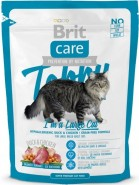 BRIT CARE Cat TOBBY Large Cat Kaczka kurczak 400g