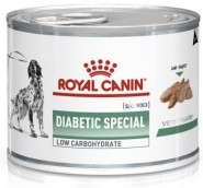 ROYAL CANIN VET DIABETIC Special Low Carbohydrate Canine 195g