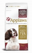 APPLAWS Adult Dog Chicken Lamb Small & Medium 2kg