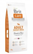 BRIT Care Adult M Medium Breed Lamb & Rice 1kg