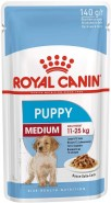 ROYAL CANIN Medium Puppy w sosie 140g