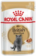 ROYAL CANIN British Shorthair Adult 85g saszetka