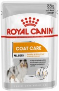 ROYAL CANIN Coat Care w pasztecie 85g