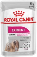 ROYAL CANIN Exigent Care w pasztecie 85g