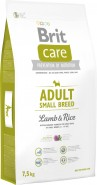 BRIT Care Adult S Small Breed Lamb & Rice 1kg