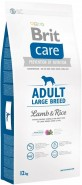 BRIT Care Adult L Large Breed Lamb & Rice 1kg