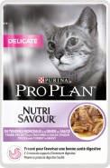 PURINA Pro Plan Delicate NutriSavour Indyk 85g